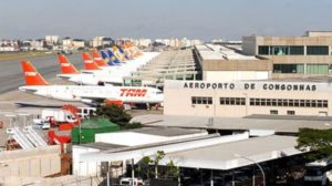 Aeroporto de Congonhas – São Paulo